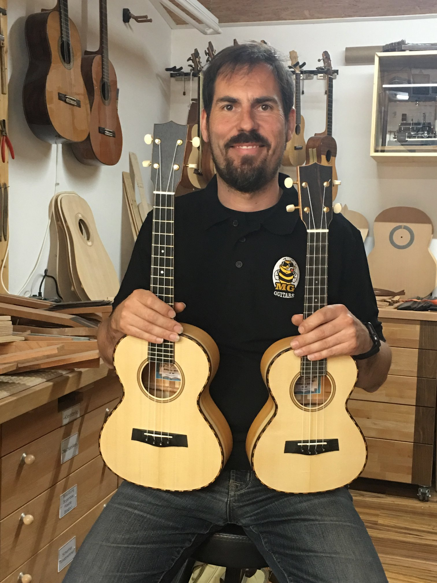 MG-Guitars Ukulele