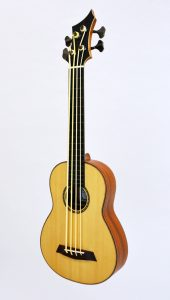 MG-Guitars Bass-Ukulele